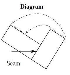Two-Piece Poncho Pattern