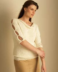 Bamboo Knit Top