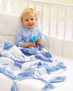 Free Baby Blanket Knitting Patterns from our Free Knitting Patterns