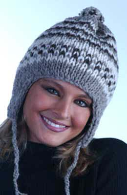 Crocheted Hats - Crochet -- All About Crocheting -- Free Patterns