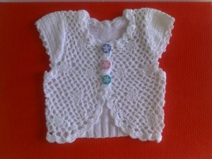 CHILD BOLERO PATTERN CROCHET FREE CROCHET PATTERNS