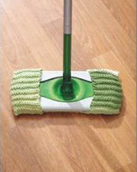 Knit Mop Cover