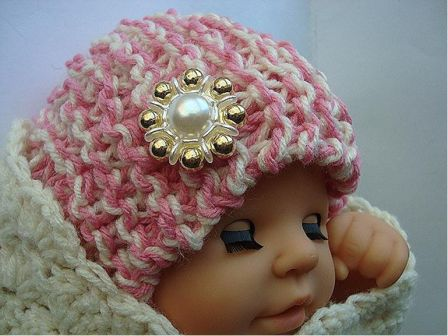 Knit Patterns For Baby Hats