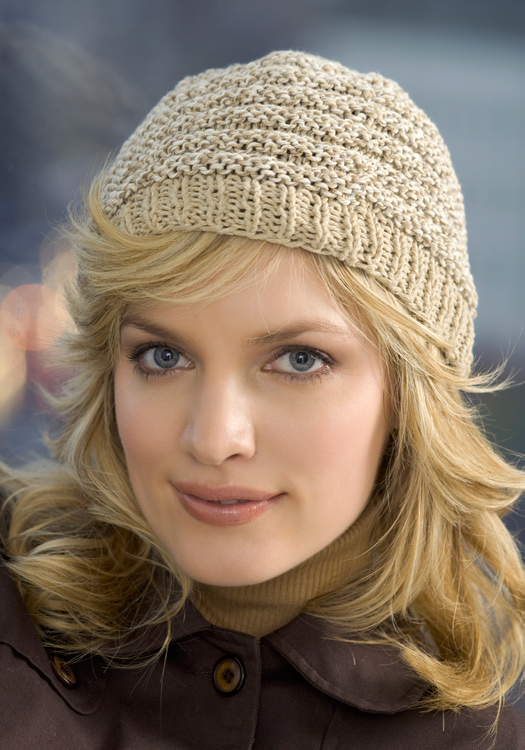 Knitting Hat Free Pattern : Knitting Patterns Free Easy Hats Photos