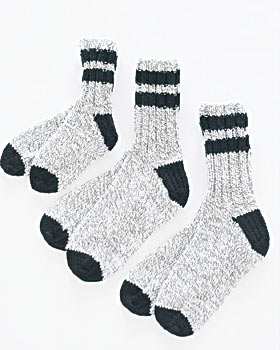 Knit Socks for the Family