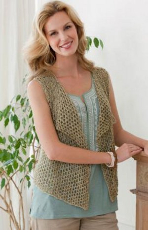 Lacy Anytime Vest