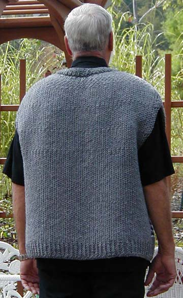 Men's Traditional Vest 2