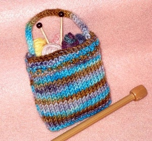 13 Knitting Bag Patterns