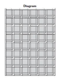 Free Crochet Pattern 20311 Plaid Baby Blanket : Lion Brand