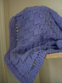 Baby Blue Blanket - AllFreeCrochet.com - Free Crochet