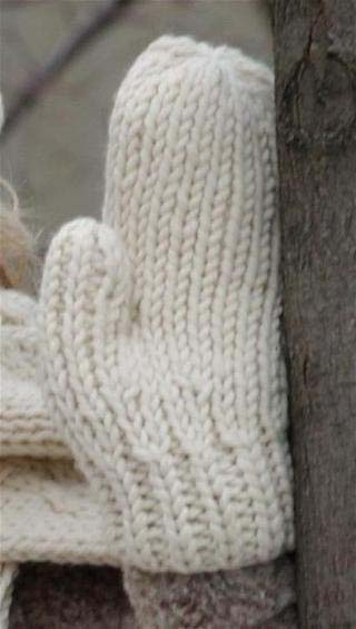 Knit Hat Patterns With Ear Flaps : Free Knitting Patterns