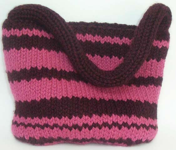 Uptown Knit Tote Bag