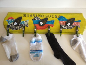 Knock Your Socks Off Organizer