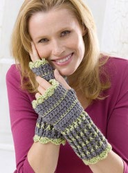 16 Free Crochet Hat Patterns, Scarves, & Gloves