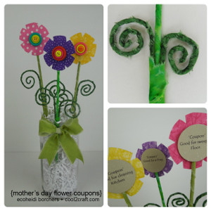 Mother's Coupon Bouquet