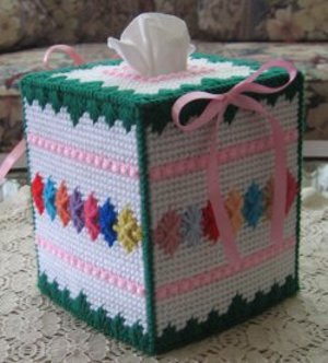 15 free patterns for plastic canvas