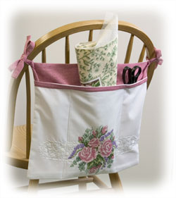 Rose Chair Caddy