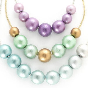 Pretty Bead Necklaces