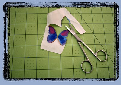 Cut Out Butterfly