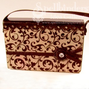 Decorative Clutch Purse