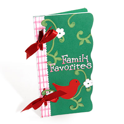 Family Secrets Recipe Book