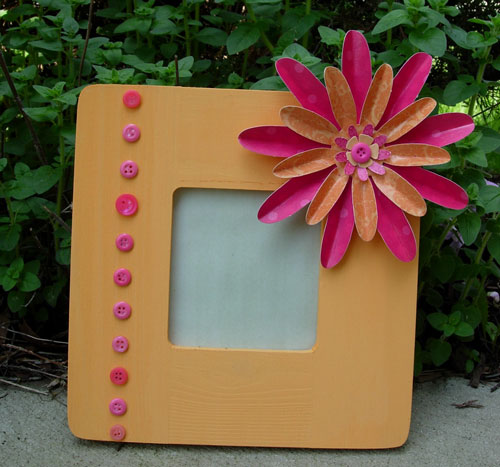 35 Homemade Mothers Day FlowersHomemade Picture Frames