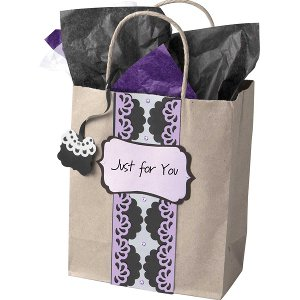 Just for you giftbag