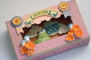 Matchbox Birthday Gram