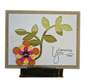 Natural Celebration Card
