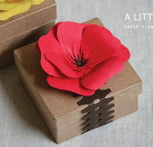 Paper Flower Gift Flair