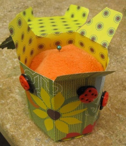 Pin Cushion Surprise