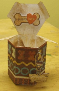 Puppy Love Keepsake Box