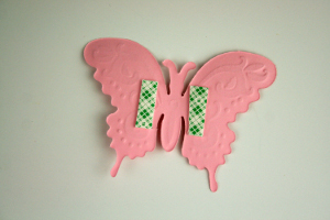 butterfly card