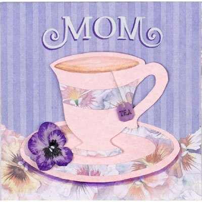 mothers day tea invitations