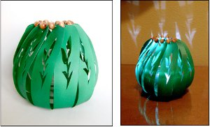 Patio Paper Lantern