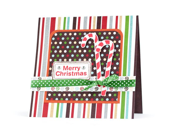 42 Days Till Christmas: Colorful Christmas Cards