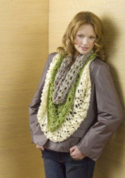 25+ Lovely Crochet Scarf Patterns: {Free} : TipNut.com