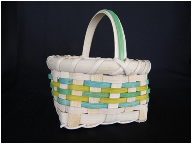 Woven Party Basket