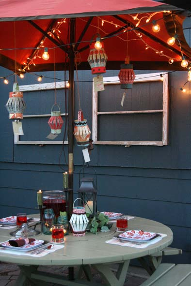 Summer Party: Lanterns | FaveCrafts.