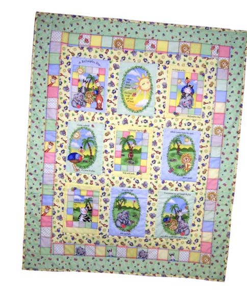 Day Story Quilt