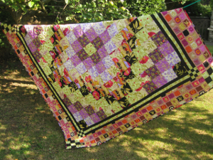 Pretty in Purple Quilt