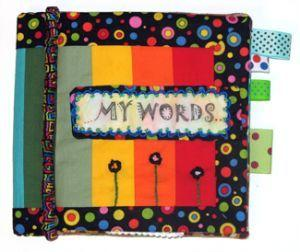 Quilted Soft Book for Kids