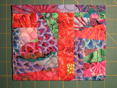 quilted fabric 2