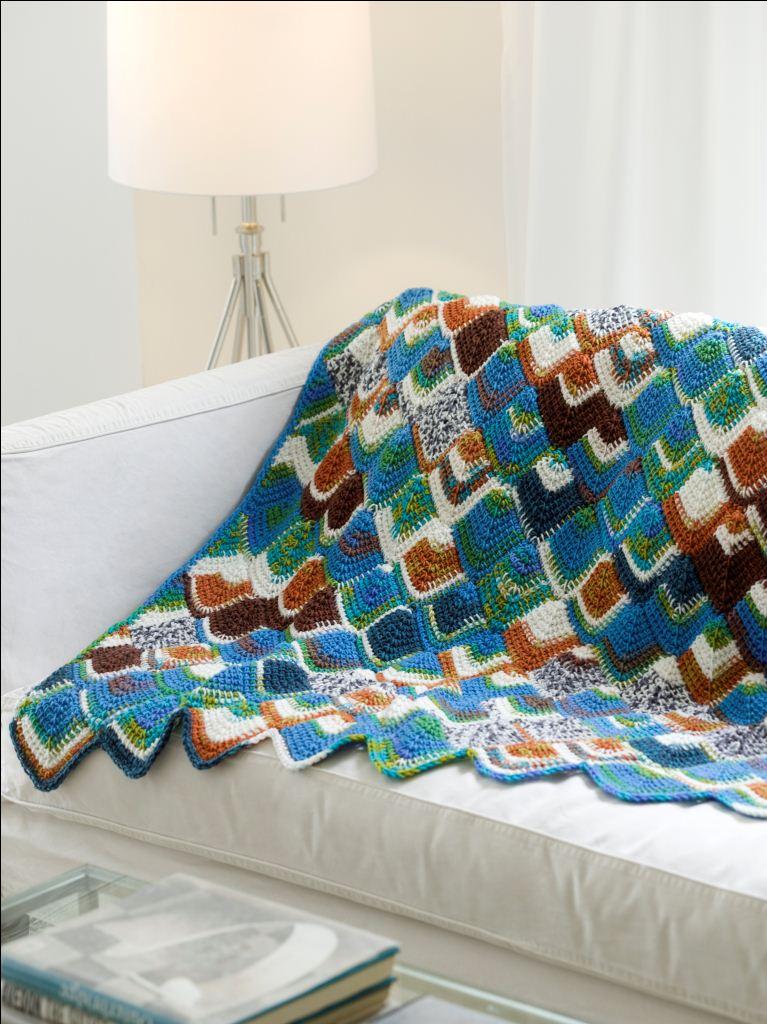 Tunisian Blanket Pattern