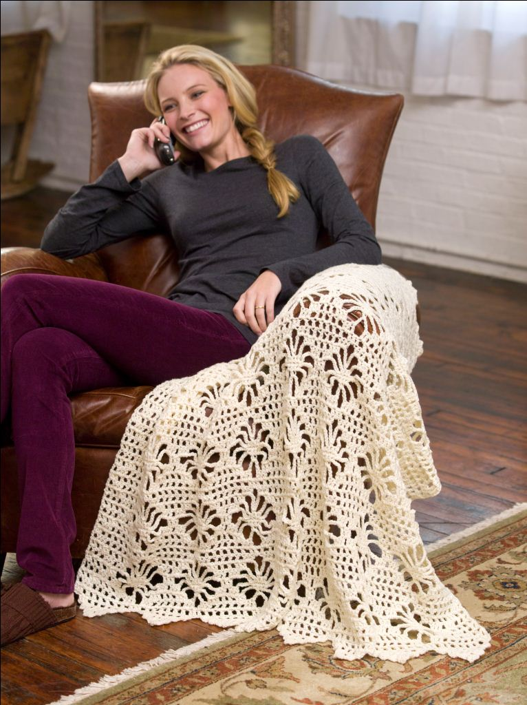 Spider Web Throw