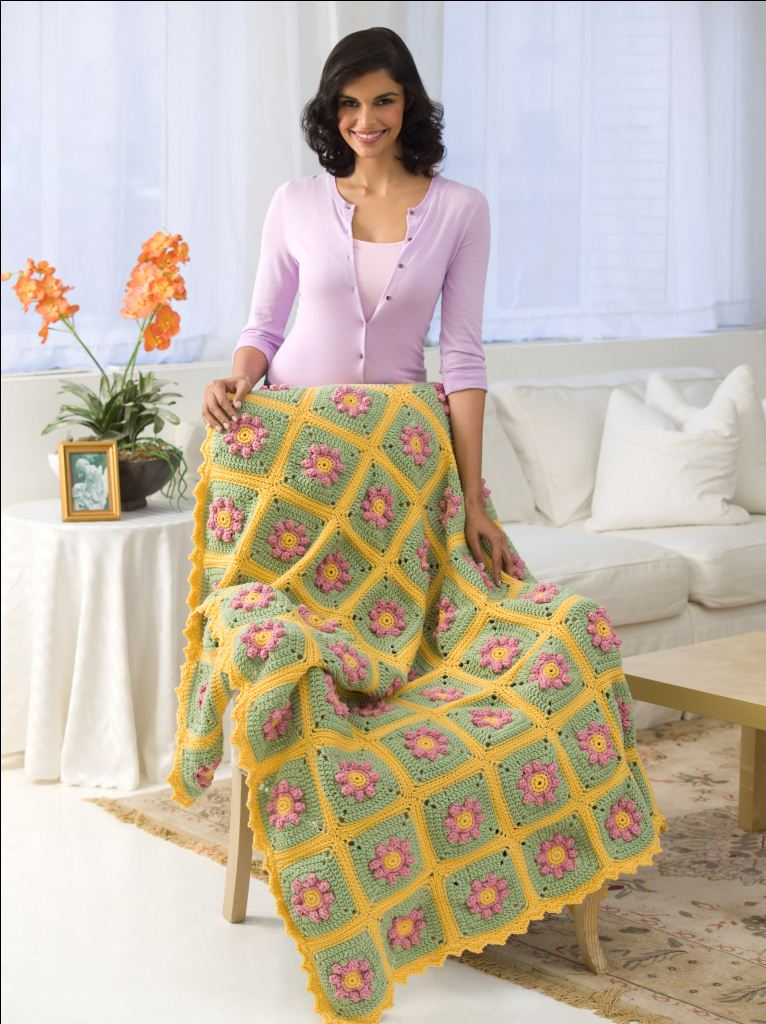 Crochet Pattern Central - Free Butterflies Crochet Pattern Link