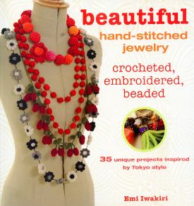 Beautiful Hand Stitched Jewelry