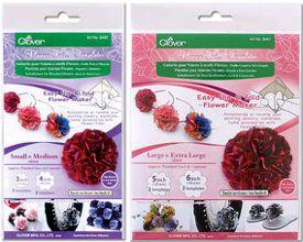Clover Flower Frill Templates Clover Flower Frill Templates Giveaway