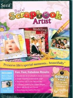 Digital Scrapbook Artist