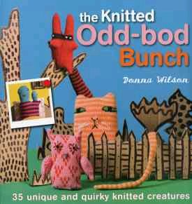 Knitted Odd Bod Bunch Book